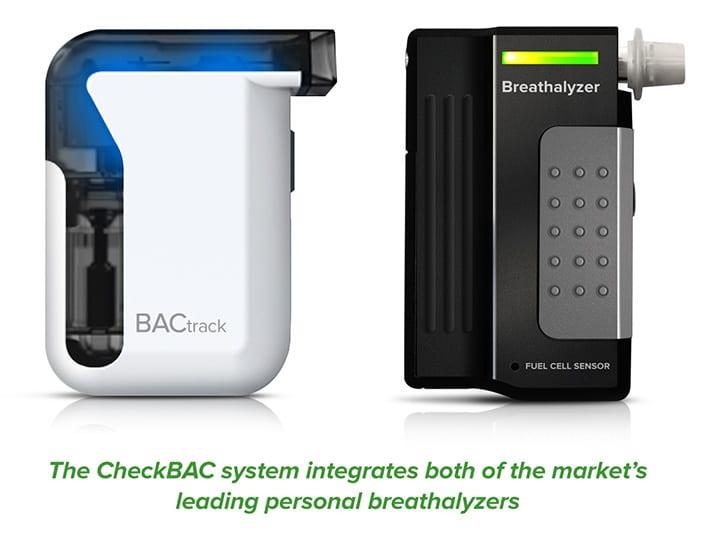 Alcohol Monitoring System Checkbac